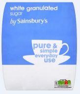 Sainsburys Granulated Sugar 5kg