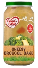 Cow & Gate Cheesy Broccoli Bake