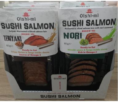 Oishi-mi Sushi Salmon