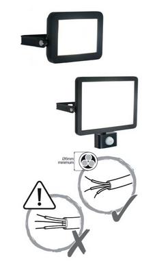Telamon LED floodlights_security lights