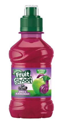 McDonalds Robinsons Fruit Shoot