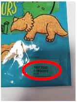 Bernard Matthews Turkey Dinosaurs date
