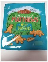 Bernard Matthews Turkey Dinosaurs