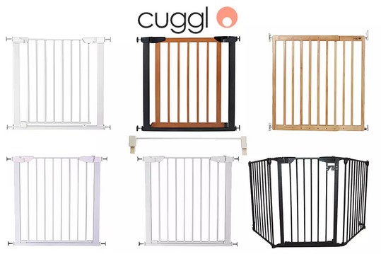 Cuggle safety gates