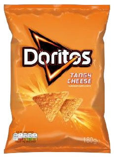 Tangy Cheese Doritos